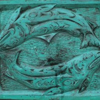 Thaywun - Bowker Creek Songhees History Cairn