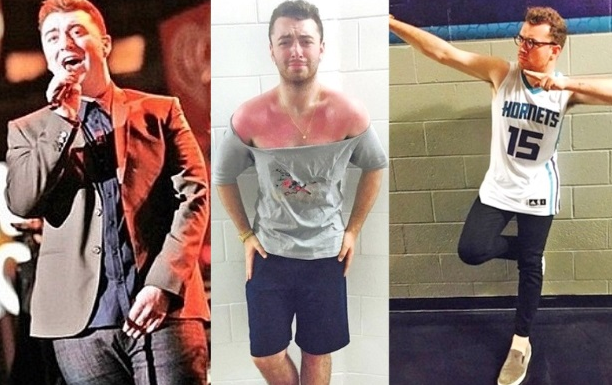 Sam Smith Weight Loss