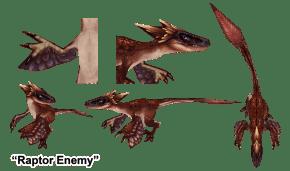 Raptor-turn-around