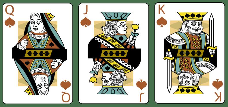 Cards_Spade_Set