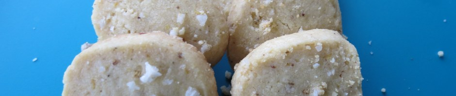 Fennel Pollen Shortbreads