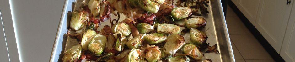 Chef Winnek's Brussels sprouts