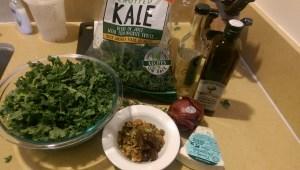 Kale Salad Fixins