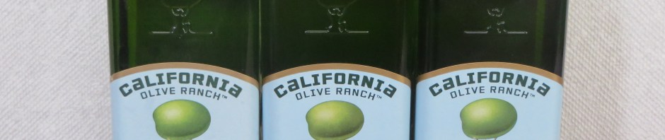 California Olive Ranch labels