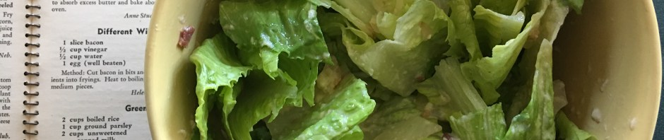 Different Wilted Lettuce