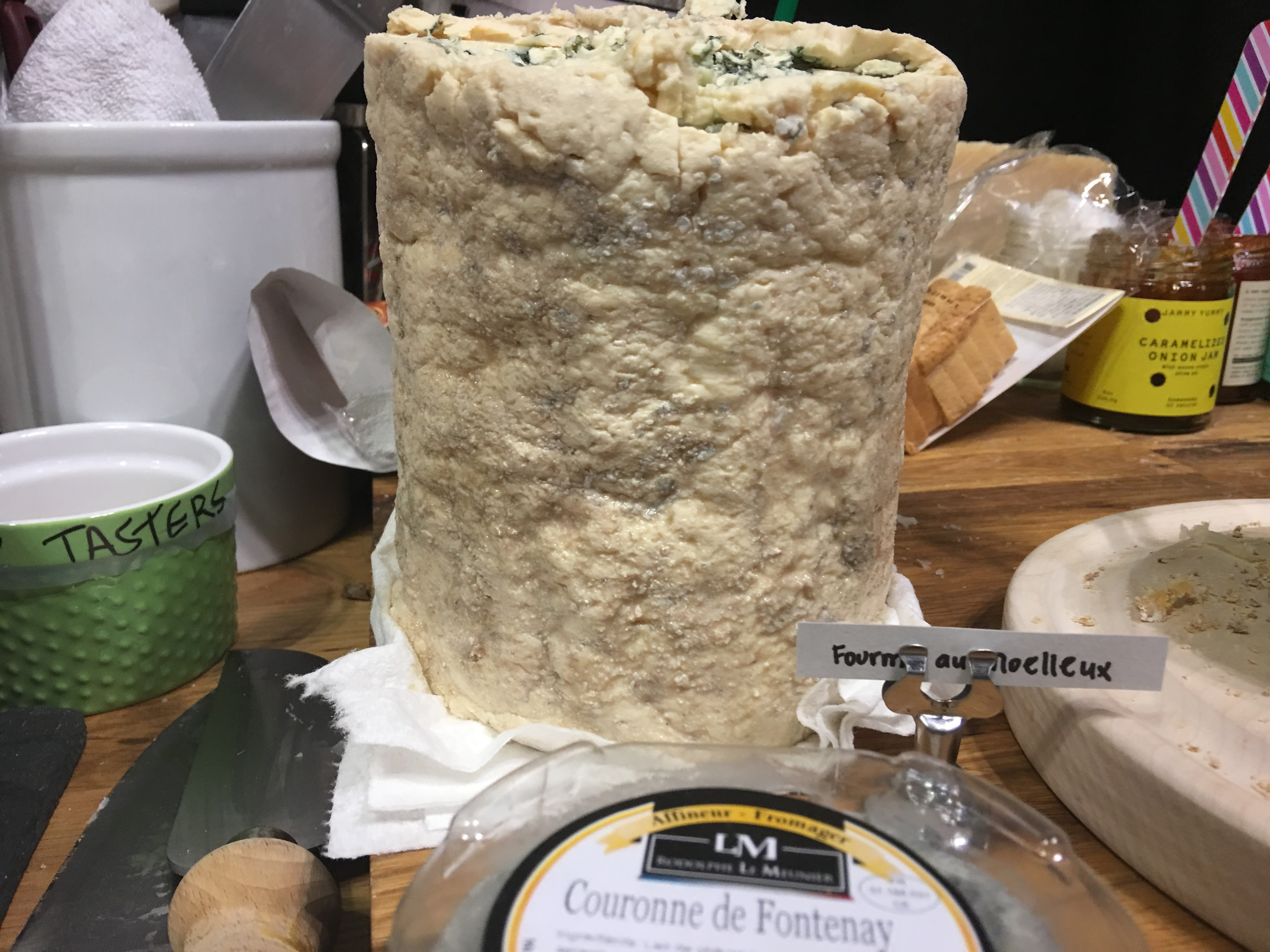 The best exhibitor at the Fancy Food Show has a local
