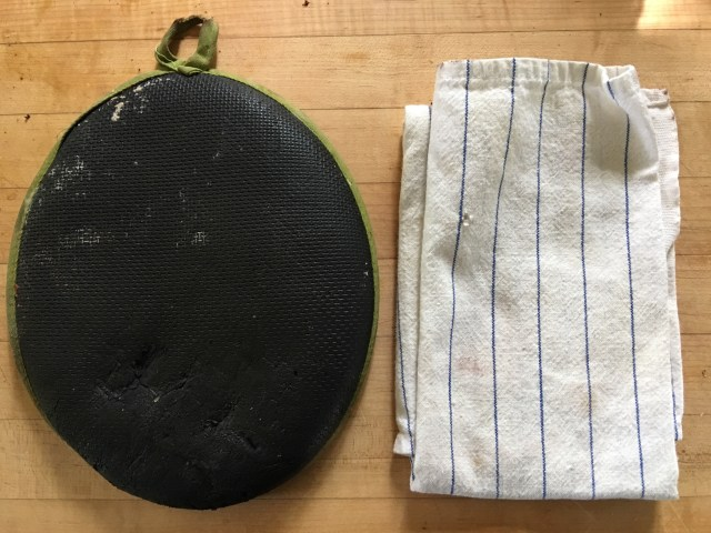 Pot Holder vs Side Towel