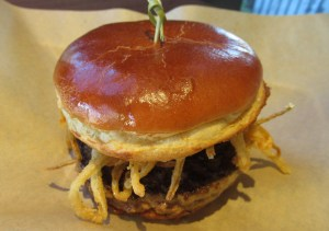 Southern Lucy Burger