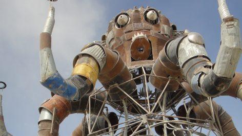 El Pulpo Mecanico