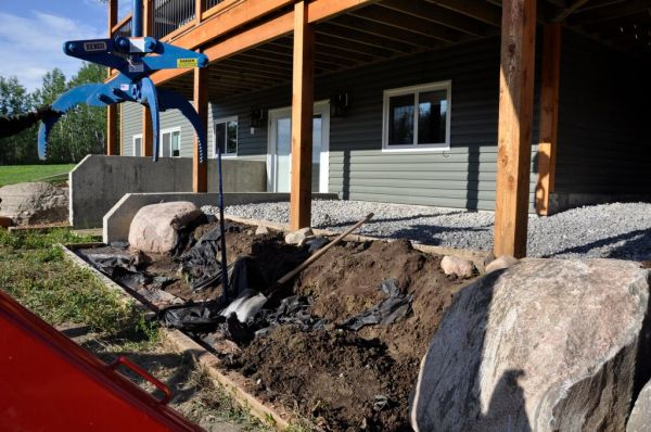 tough landscaping job easy