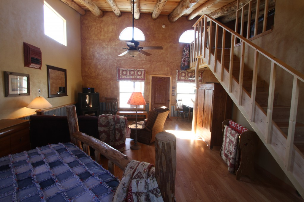 rental sofa corrugated cardboard new mexico vacation - the casita burnt well guest ...