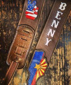 burnwizard arizona state peace flag