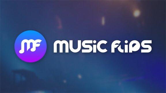 Music Flips – éclairage