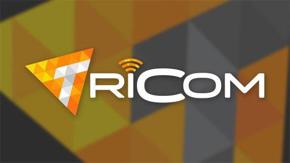 TriCom – Logo