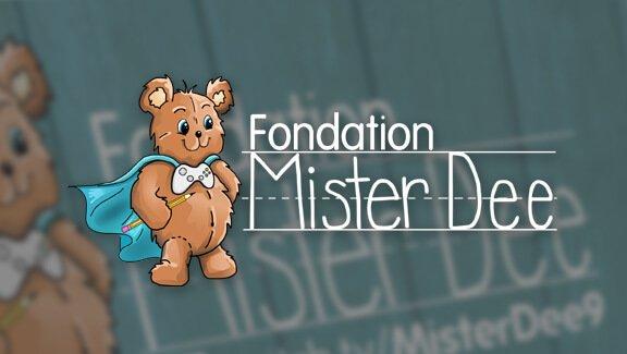 Carte d'affaire – Fondation MisterDee