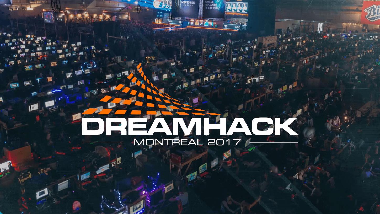 DreamHack 2017 – Vidéo