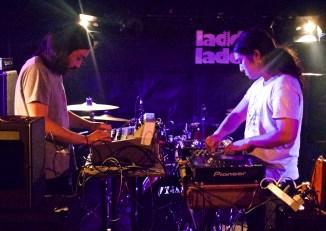 Naoki Takano and Kenta Suzuki (from In the Sun)