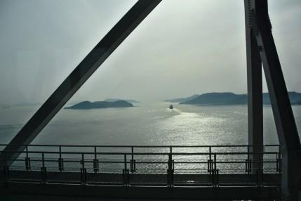 Back across the Inland Sea