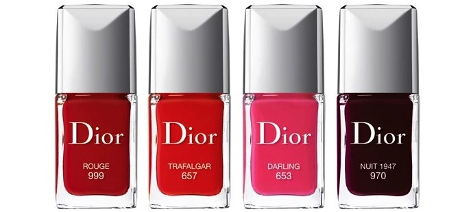 Лаки Rouge Dior Collection -2
