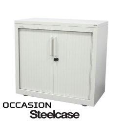 armoire basse top bois