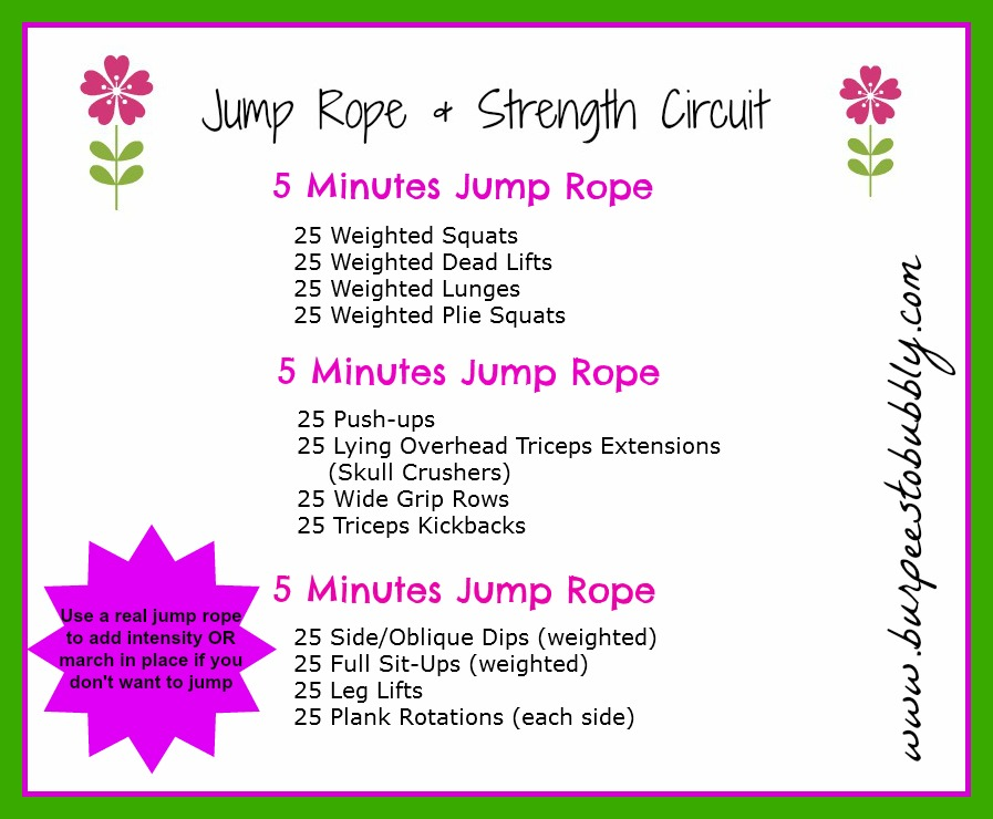 How To Do Circuit Training Without Weights Fitness Expos