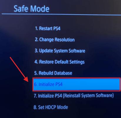 Fix PS4 Error Code CE-34788-0