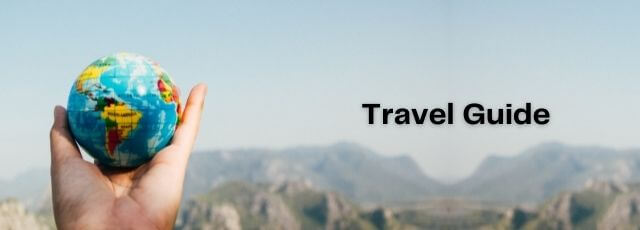 travel guide business