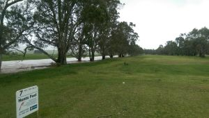 View from the 7th tee