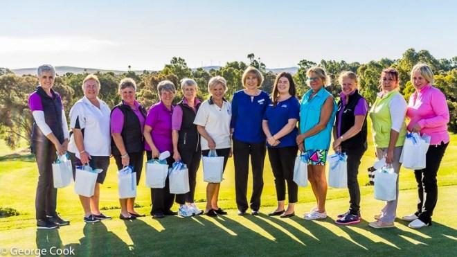 Ladies Open winners 2017