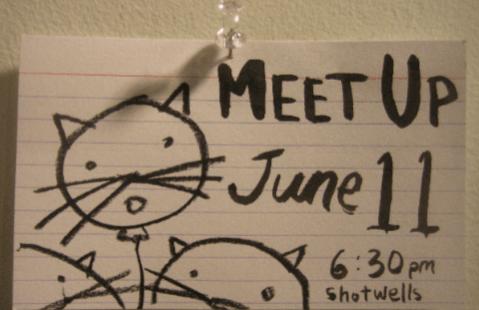 shitty kitty meetup