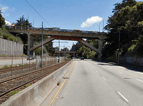 2007 Richland and Highland bridges over San Jose