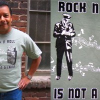 Rock And Roll Is Not A Crime