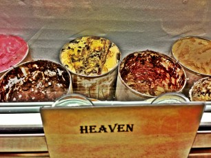 Ice cream heaven.