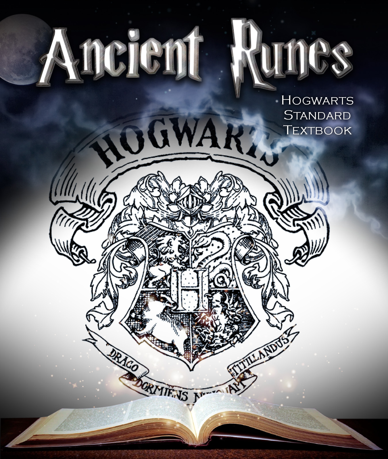 Ancient Runes I  Hogwarts Standard Textbook  Hogwarts