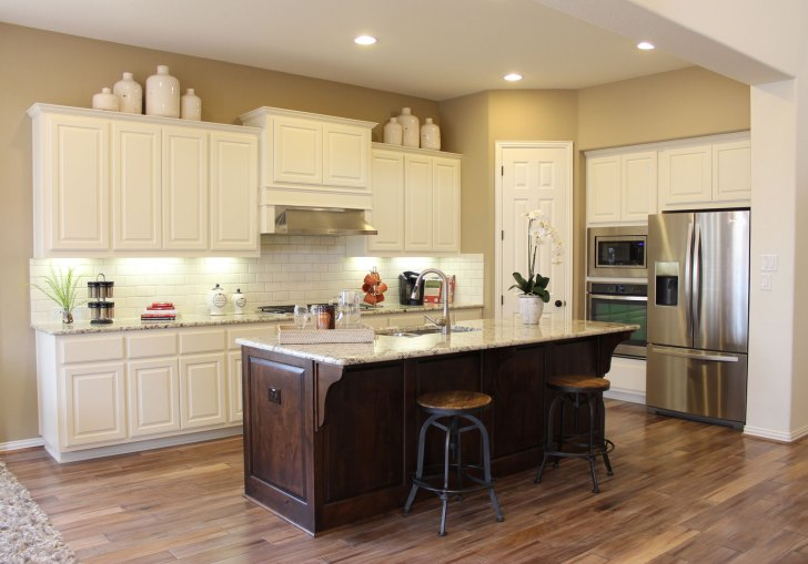 End Panels On Kitchen Cabinets