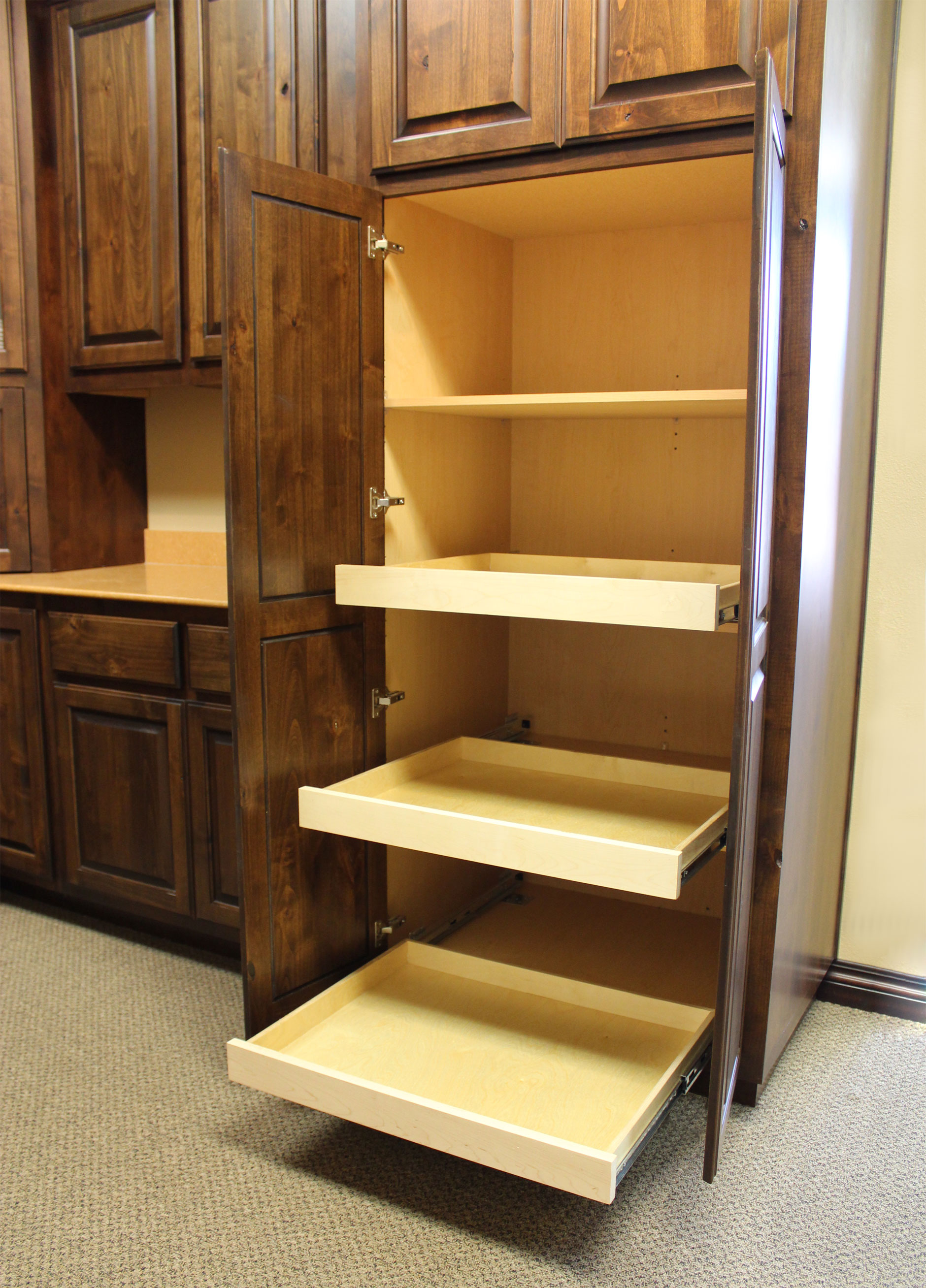 shelves for kitchen cabinets drawers image to u
