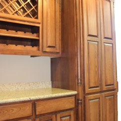 Pull Knobs For Kitchen Cabinets Table Small Cabinet Bump Up Or Out - Burrows Central Texas ...