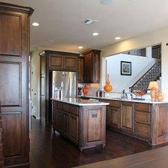 Alder Cabinets Kitchen Pulldown Faucet Photos Burrows Central Texas Builder