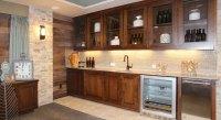 Wet Bar Photos - Burrows Cabinets - central Texas builder ...
