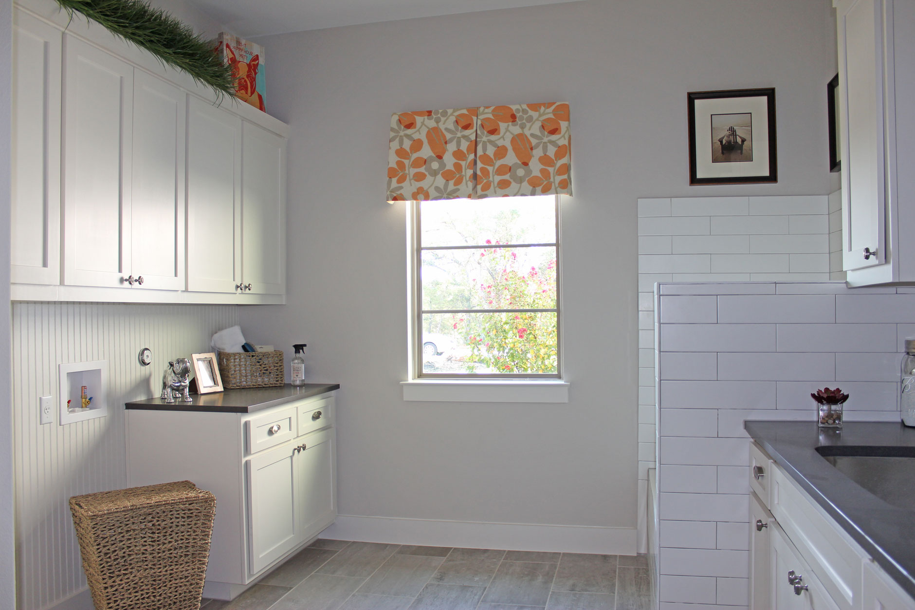kitchen cabinet crown molding kraus sink laundry - mud room burrows cabinets central texas ...