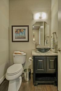 Powder Room Photos - Burrows Cabinets - central Texas ...
