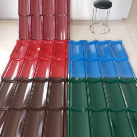 jarak reng baja ringan atap multiroof 15 harga genteng metal minimalis per lembar 2020