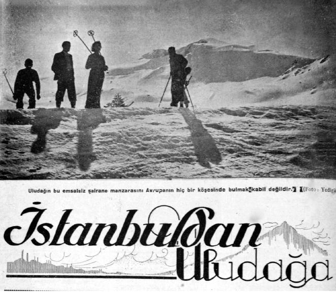 İstanbuldan Uludağa