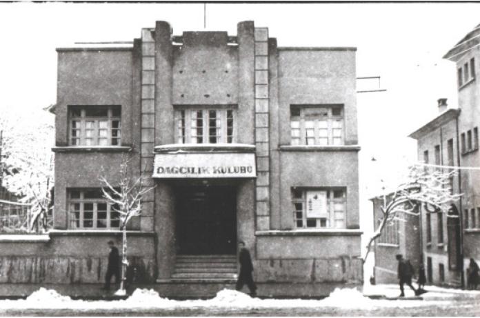 Kulübün daha sonraki binası
