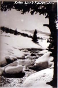 Kar ve Karapınar deresi