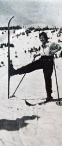 Vali Muhittin beyin kerimesi çok mahir sporcudur