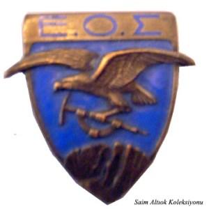 E.O.Σ Kulübü'nün rozeti