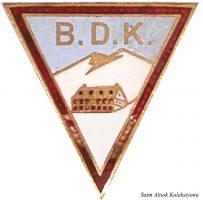 Bursa Dağcılık Kulübü'nün Rozeti ve Amblemi