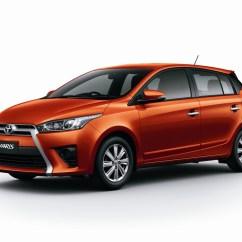 Harga Toyota New Yaris Trd 2014 Grand Avanza Review Indonesia Bandrol Dan Spesifikasi All Yang