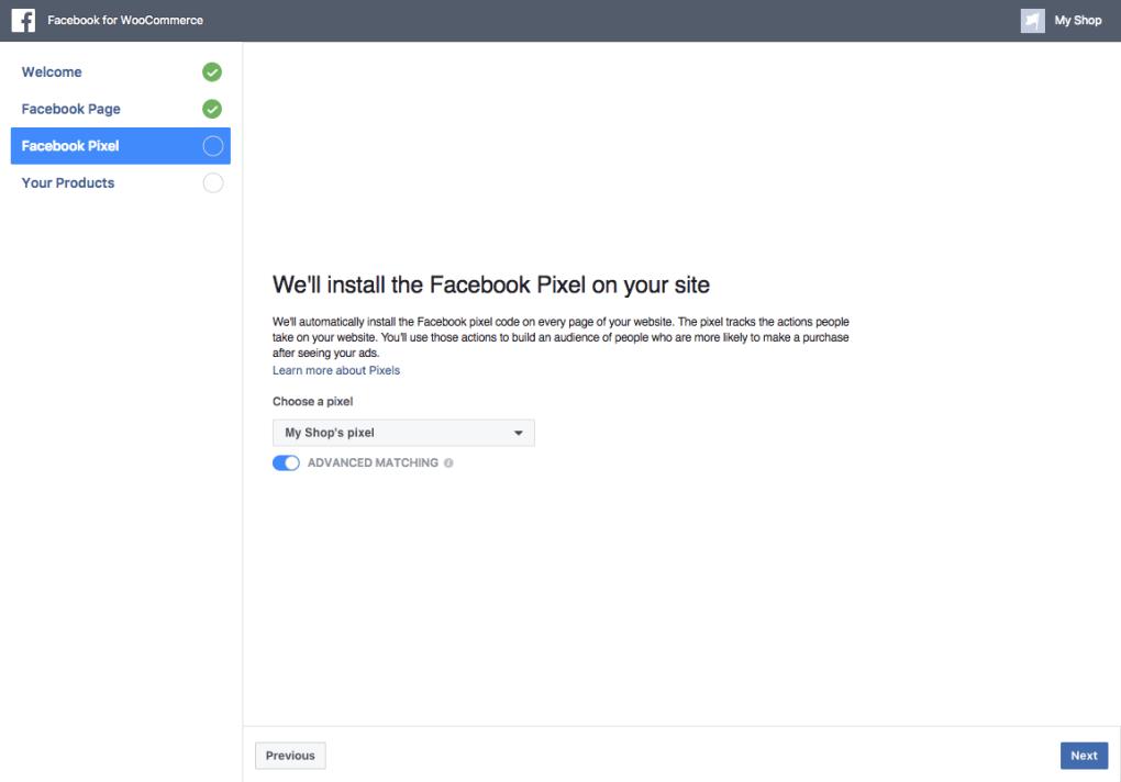 facebook woocommerce Creșteți acoperirea și conduceți vânzările cu Facebook pentru WooCommerce bursasite remarketing facebook